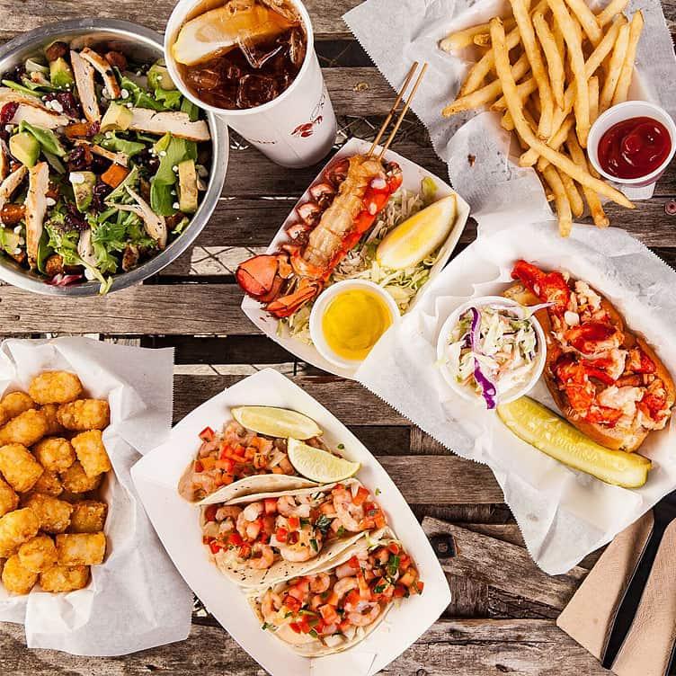 A Taste Of Maine Food Truck