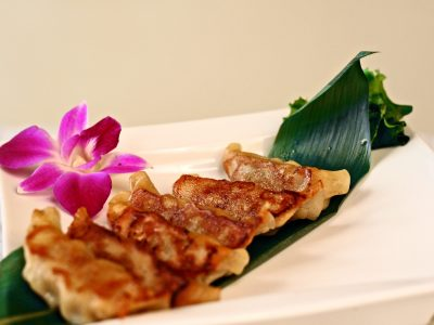 Pan Fried Gyoza